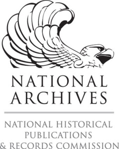 Logo for National Archives - National Historical Publications & Records Commission